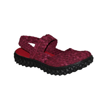 OVER SANDAL W BORDO