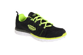 LARA BLACK/LIME