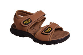 SANTANA SANDAL BROWN